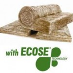Knauf Glaswol met Ecose